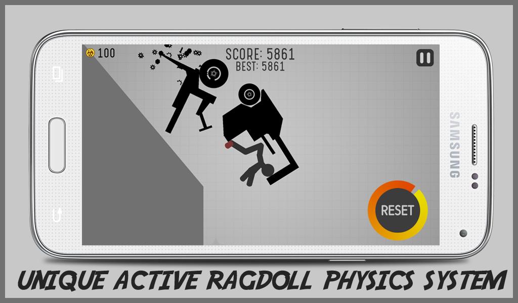 Active ragdoll скачать