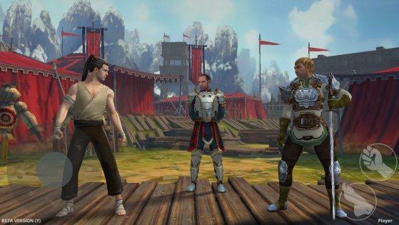 Shadow Fight 3. Скриншот 3