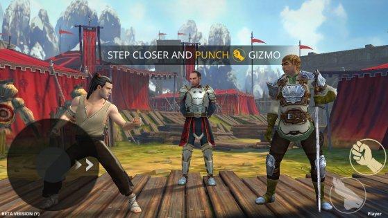 Shadow Fight 3. Скриншот 4