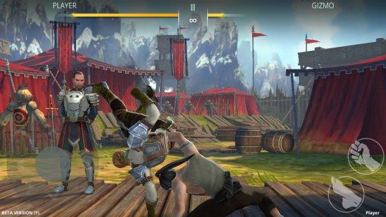 Shadow Fight 31.8.3. Скриншот 5