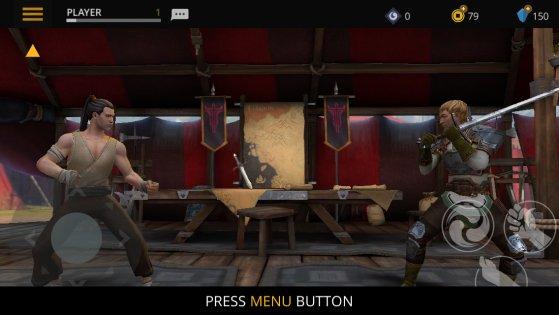 Shadow Fight 3. Скриншот 6