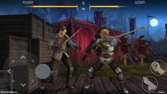 Shadow Fight 3. Скриншот 7
