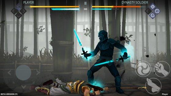 Shadow Fight 3. Скриншот 8