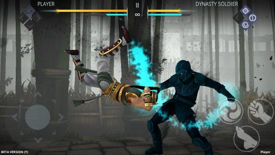Shadow Fight 3. Скриншот 9