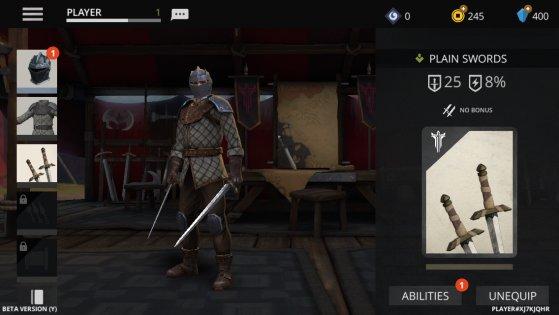 Shadow Fight 3. Скриншот 11