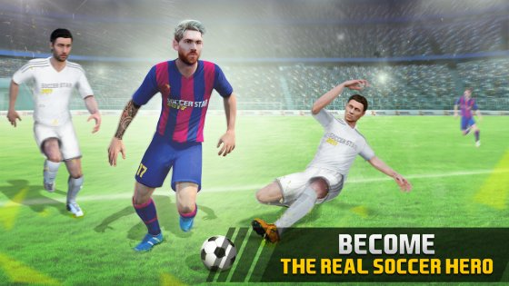 Soccer Star Top Leagues 1.4.6. Скриншот 2