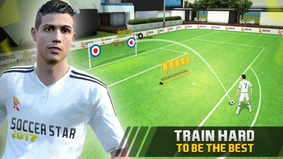 Soccer Star Top Leagues 1.4.6. Скриншот 3