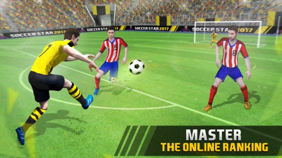 Soccer Star Top Leagues 1.4.6. Скриншот 4
