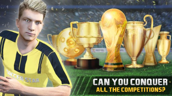 Soccer Star Top Leagues 1.3.5. Скриншот 5