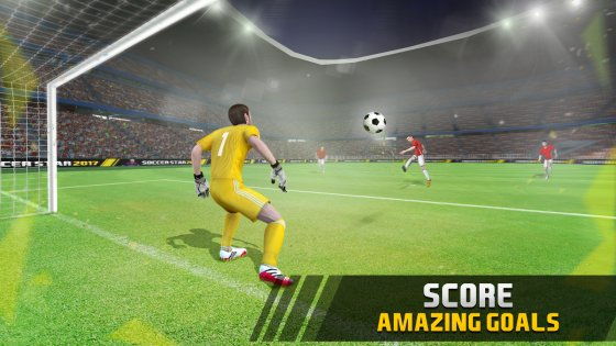 Soccer Star Top Leagues 1.4.6. Скриншот 6