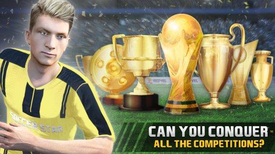 Soccer Star Top Leagues 1.3.5. Скриншот 11