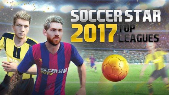 Soccer Star Top Leagues 1.3.5. Скриншот 19