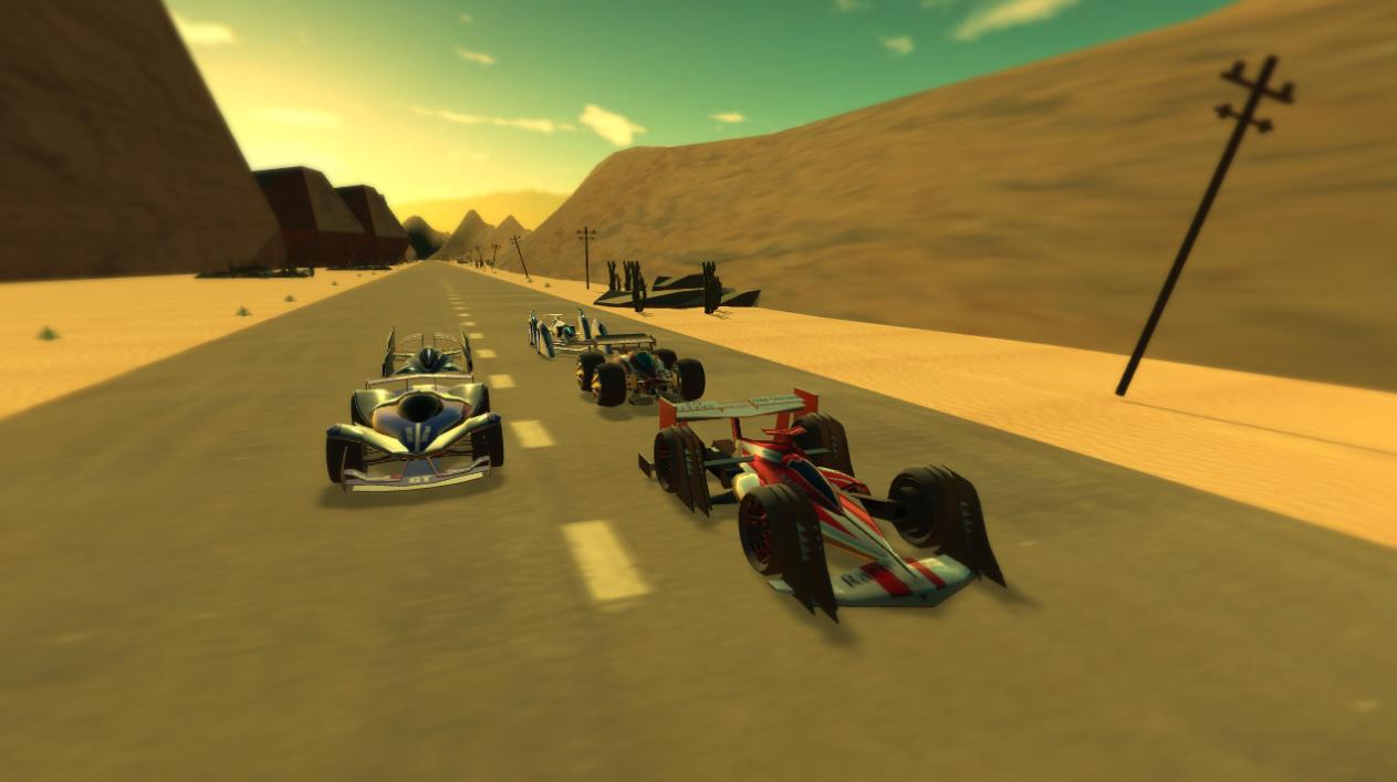 все игры race