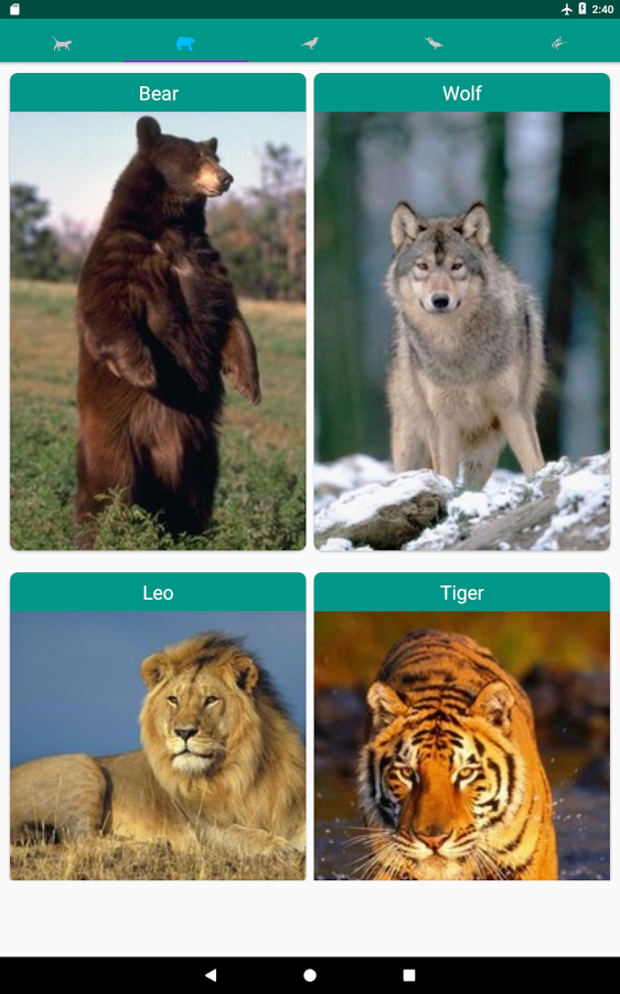 Слушать и скачать звуки животных