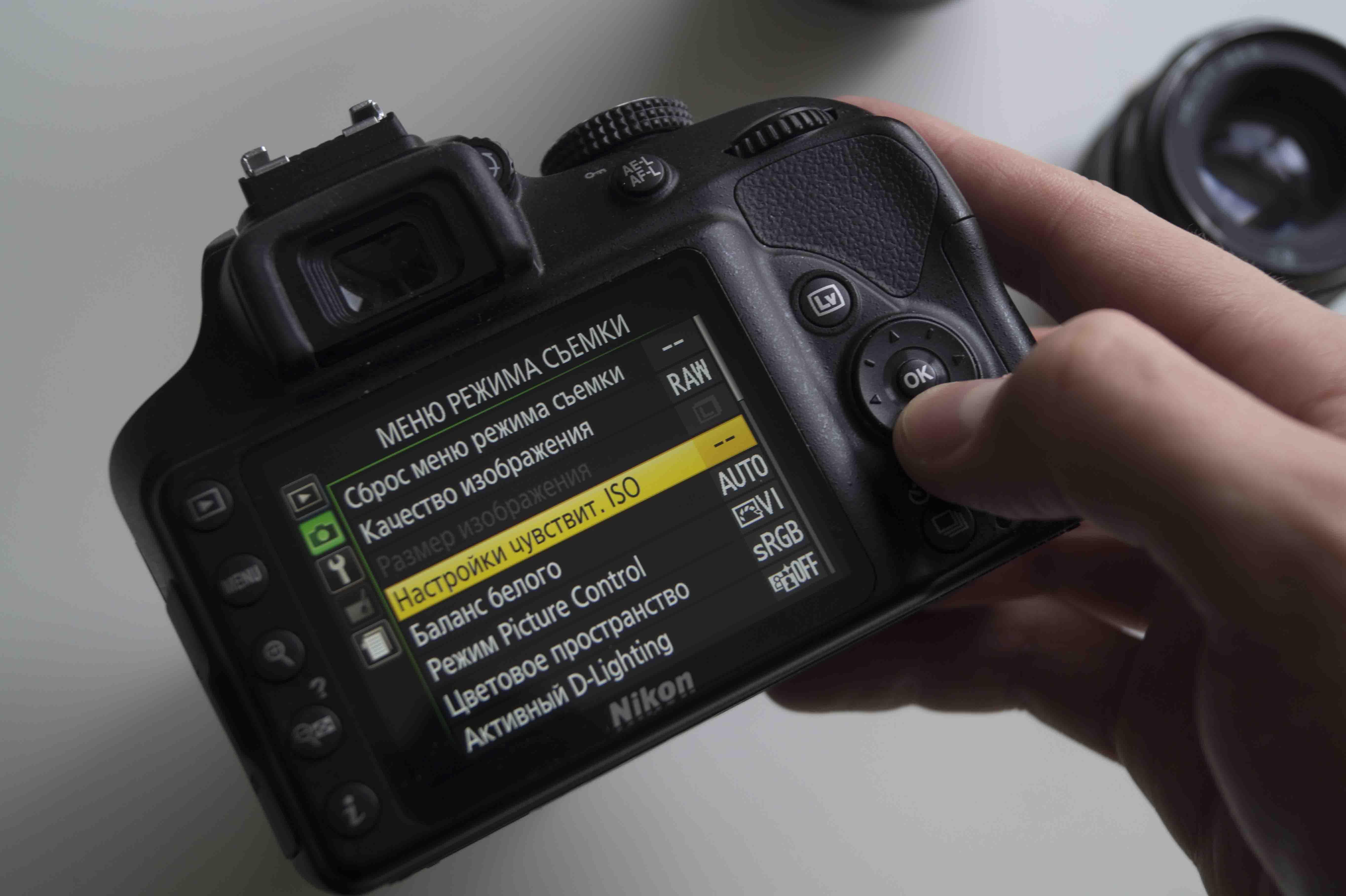 как посмотреть год выпуска фотоаппарата