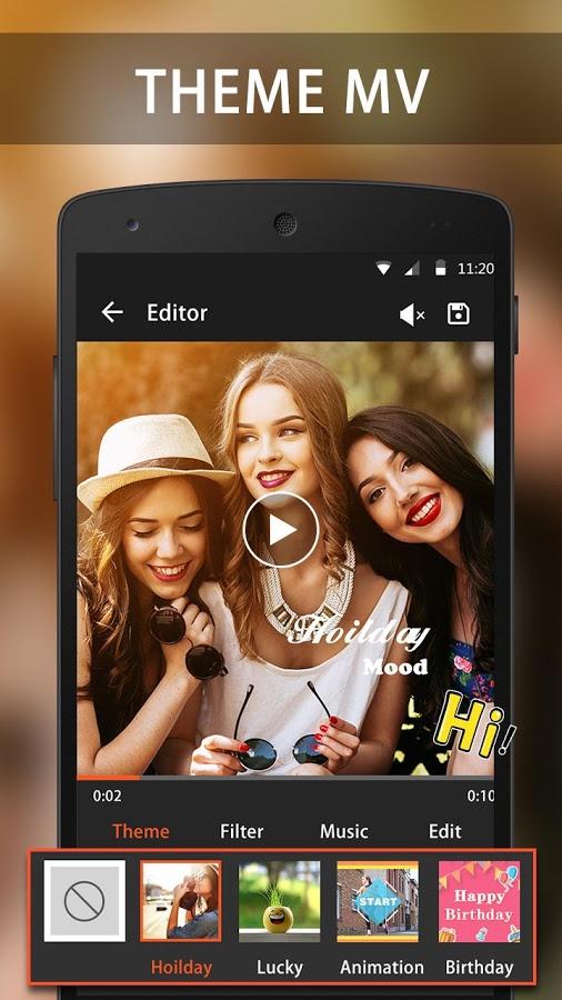 Скачать Video Editor 2 4 0 для Android