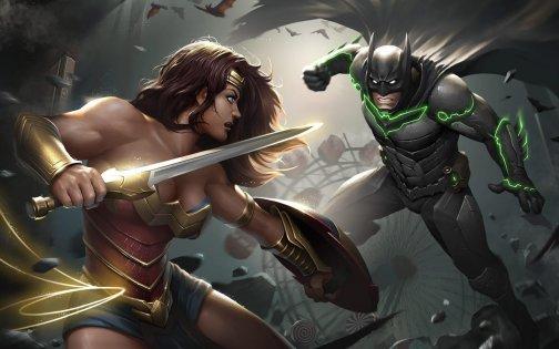 Injustice 2 2.1.2. Скриншот 2