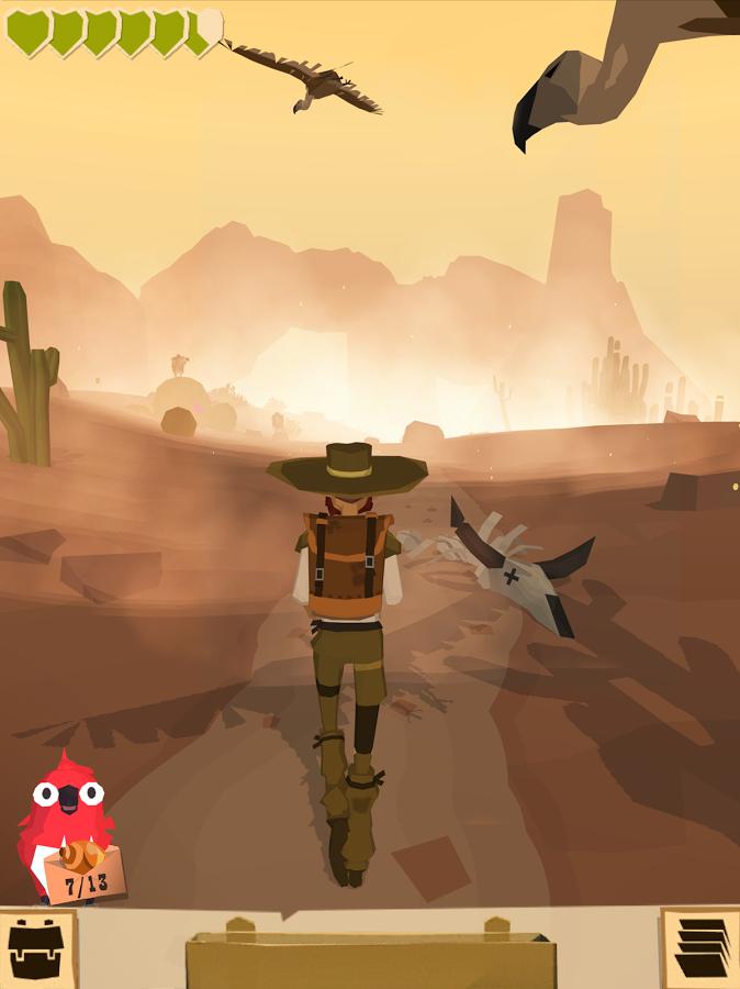 скачать игру на андроид The Trail - фото 6