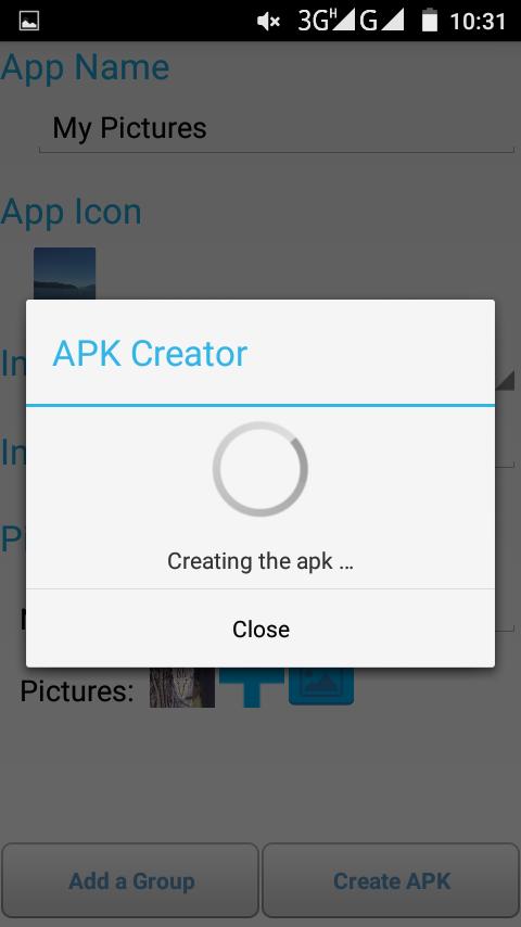 Скачать Apk Creator 1 5 для Android