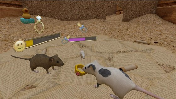 Скачать Игру Симулятор Мыши На Андроид - фото 10