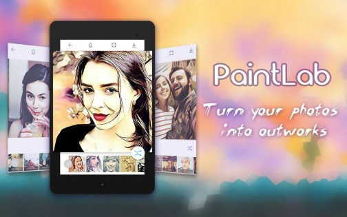 PaintLab 2.5.3. Скриншот 11