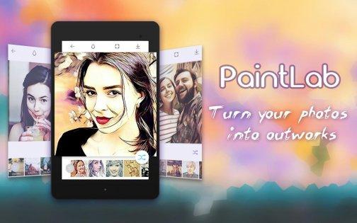PaintLab 2.6.2. Скриншот 11