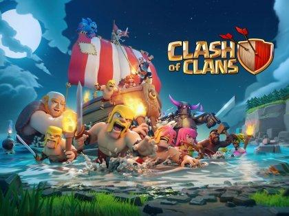 Clash of Clans 9.256.19. Скриншот 7