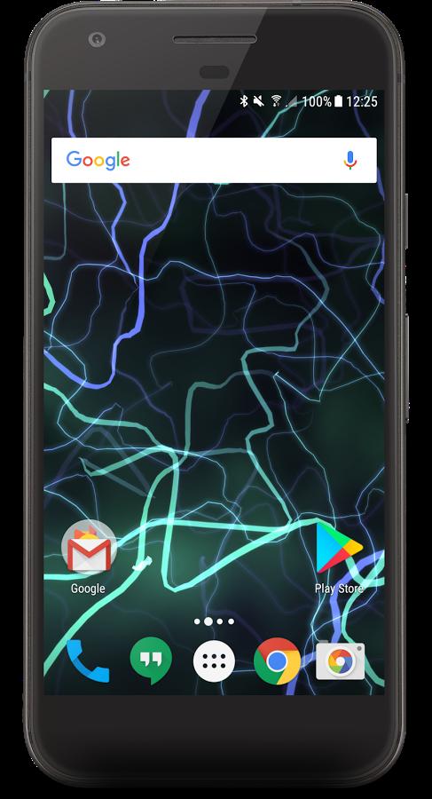 Скачать Spirly - Live Wallpaper 1.01 для Android