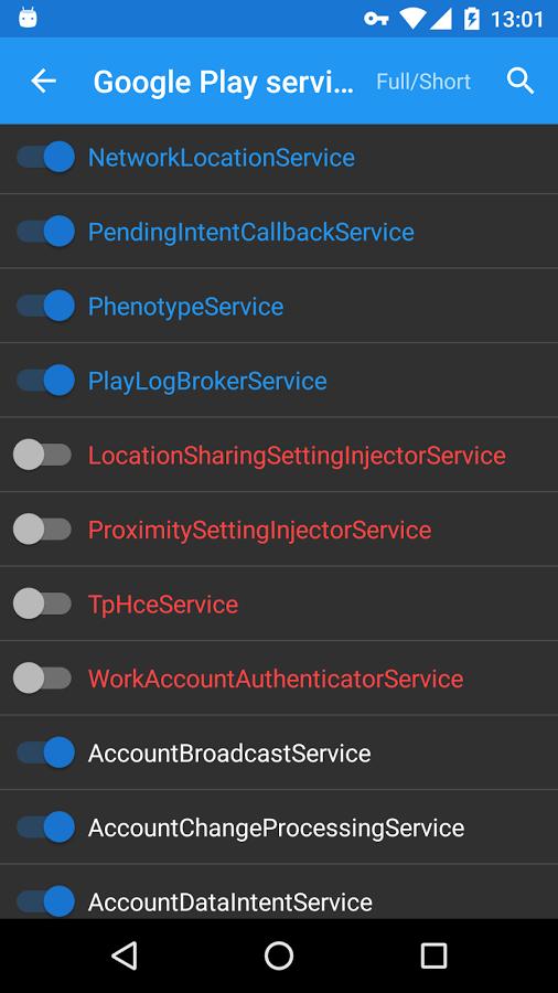 Приложение tools на андроид