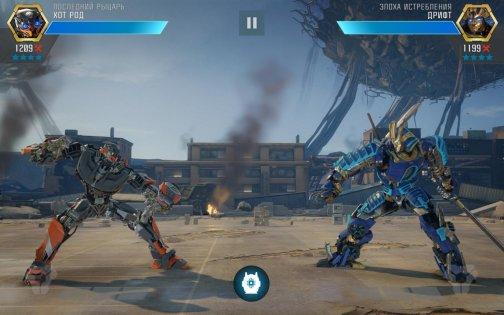 скачать игру на андроид Transformers Forget To Fight - фото 8
