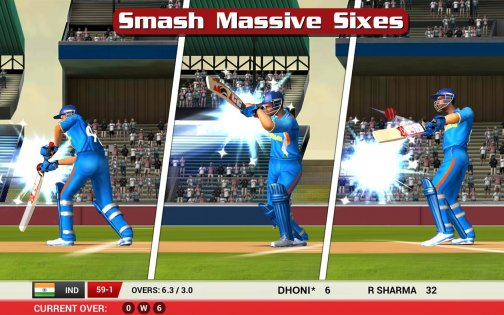 MS Dhoni: Untold Story— Official Cricket Game 12.1. Скриншот 3