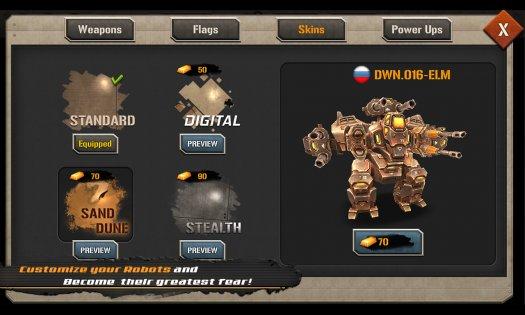 Mech Legion: Age of Robots 1.99. Скриншот 7