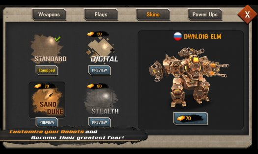 Mech Legion: Age of Robots 1.99. Скриншот 10