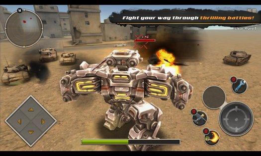 Mech Legion: Age of Robots 1.99. Скриншот 11