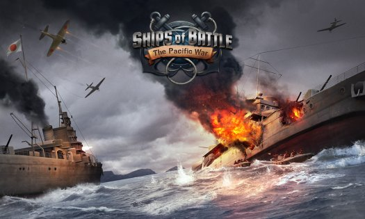 Ships of Battle: The Pacific War 1.49. Скриншот 12