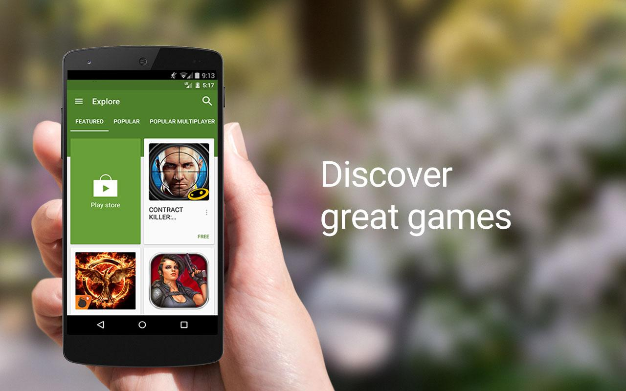 гугл плей скачать игры на андроид