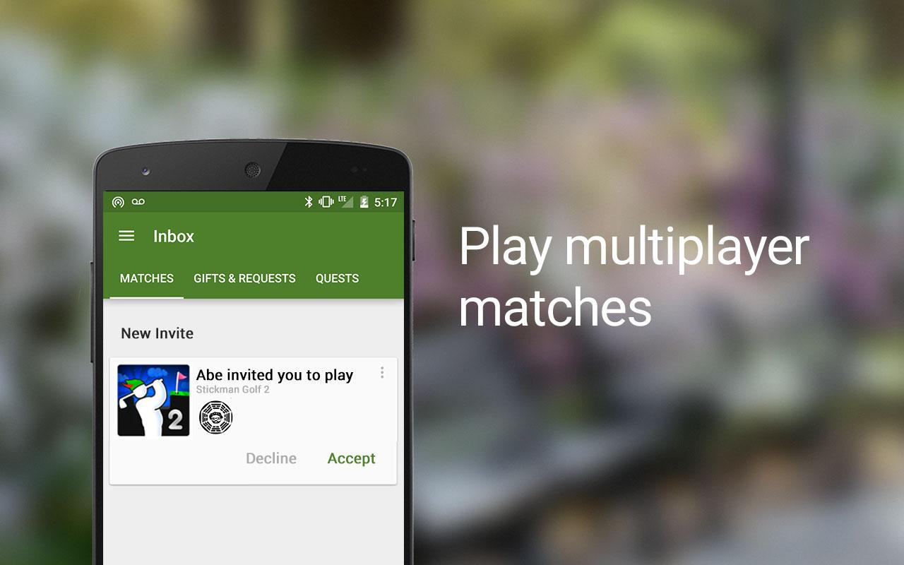 You can now download google's game center-esque google play games.