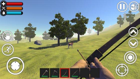 Just Survive: Raft Survival Island Simulator 0.9F. Скриншот 8