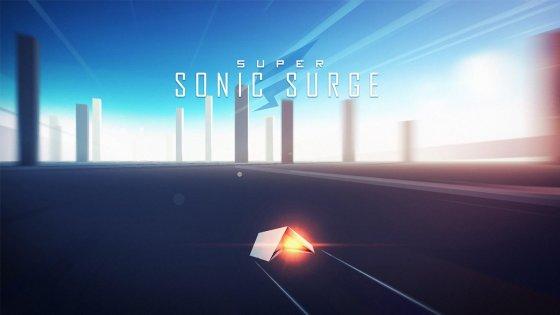 Super Sonic Surge 1.0.7. Скриншот 1