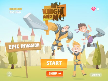Epic Invasion 2.0.12. Скриншот 1