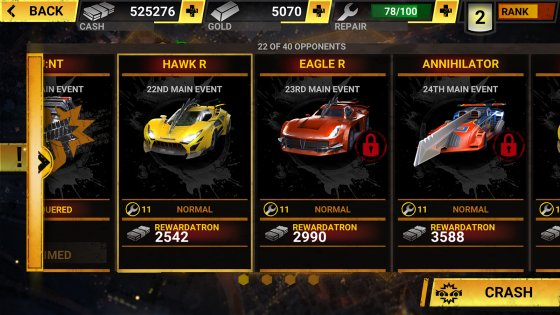 Carmageddon: Crashers 56301.5380. Скриншот 7