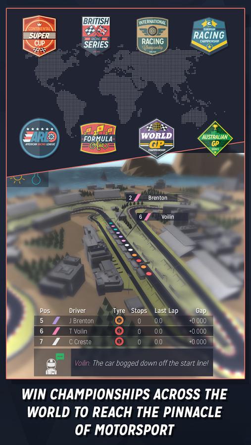 Скачать игру motorsport manager mobile 2 для андроид apkmen.