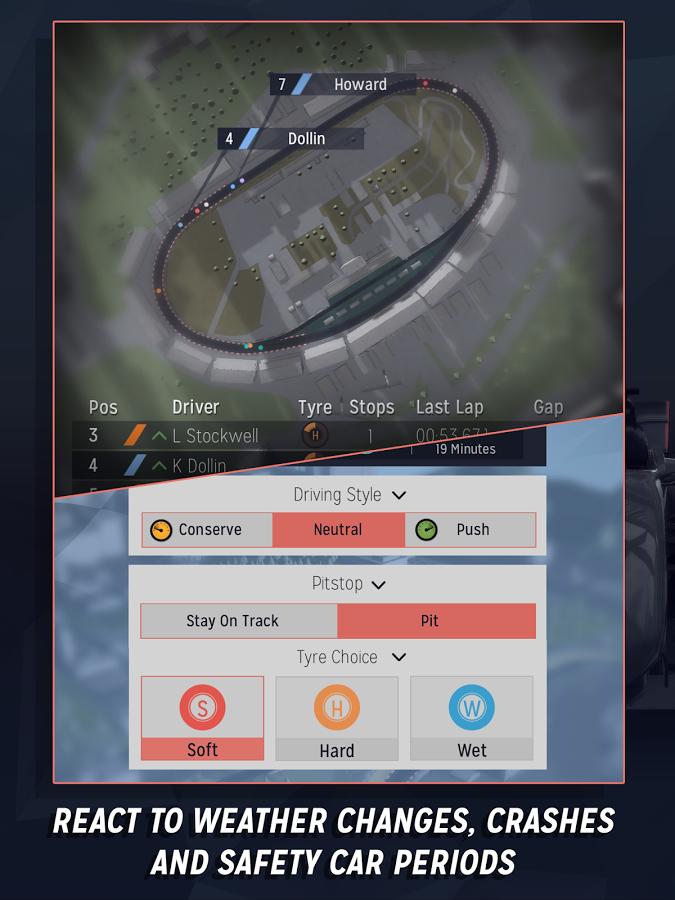 Скачать motorsport manager 1. 1. 5 для android.