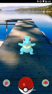 Pokemon GO 0.97.2. Скриншот 4