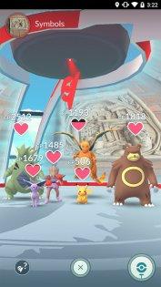 Pokemon GO 0.97.2. Скриншот 5