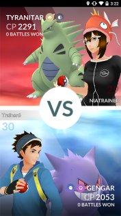 Pokemon GO 0.97.2. Скриншот 6