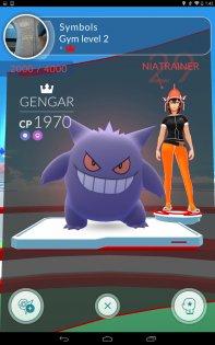 Pokemon GO 0.97.2. Скриншот 8