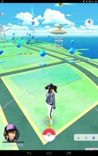 Pokemon GO 0.97.2. Скриншот 9