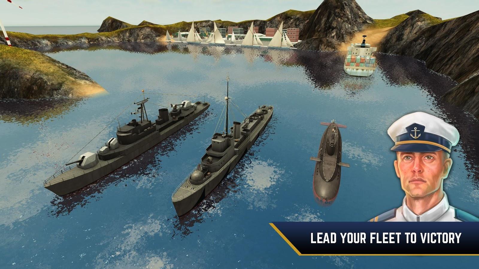 Приложения в Google Play – Warship Fury