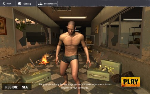 Bullet Strike Battlegrounds 0.5.3.1. Скриншот 2
